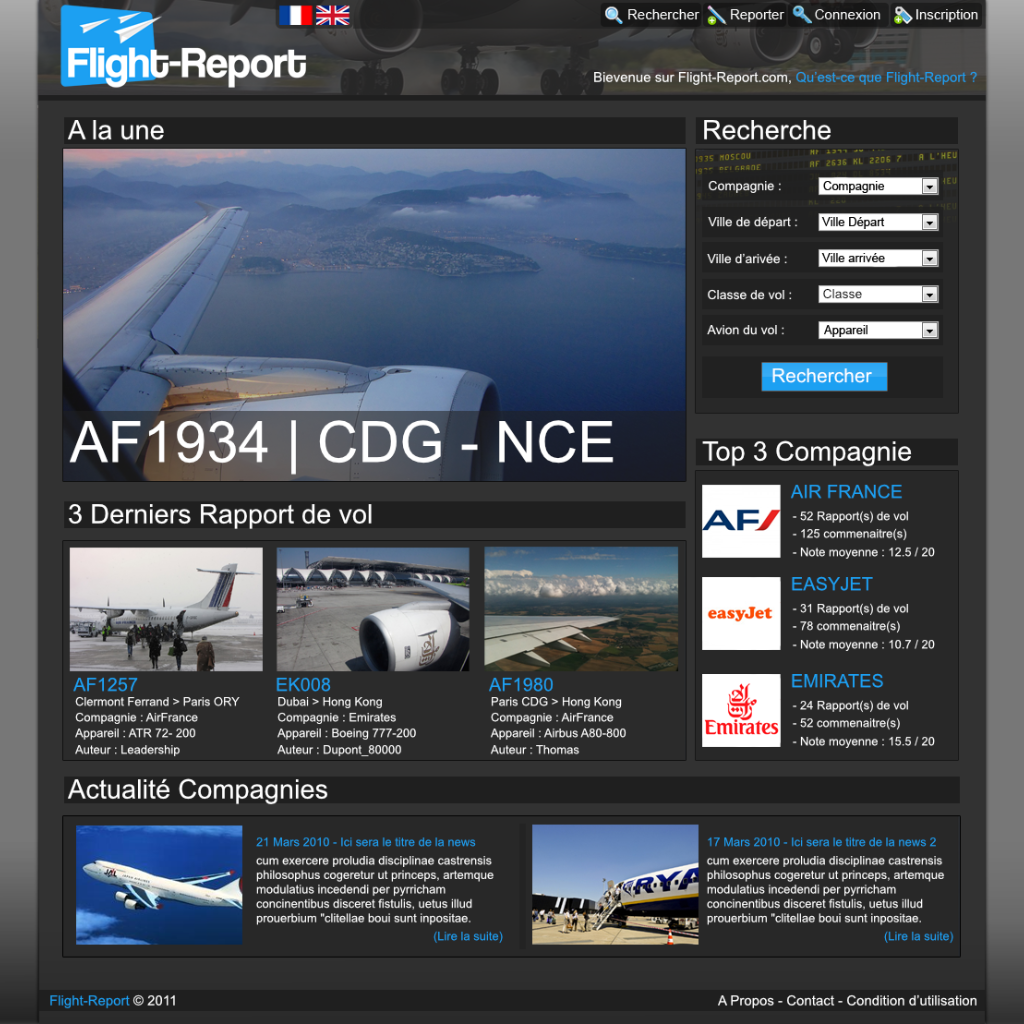 Flight-report.com